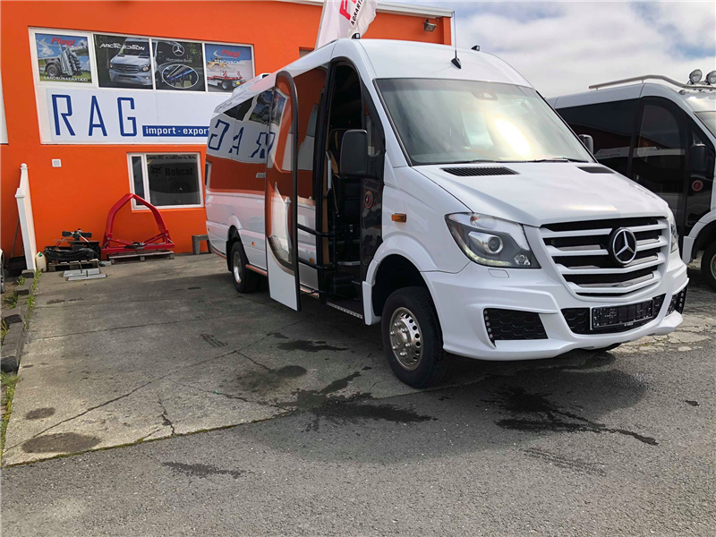 Mercedes Benz Sprinter 519 4x4